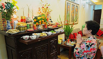 Ancestor Worship In Vietnamese Custom
