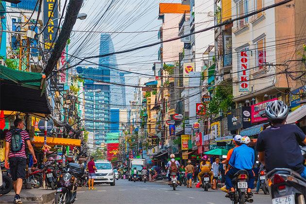 Bui Vien Street Saigon