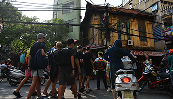 The Ultimate Guide To Cross The Streets In Vietnam