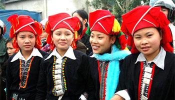 ilustrasi penduduk Vietnam