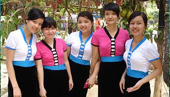 Thai Ethnic Group – Vietnamese People