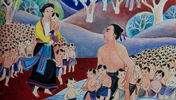 The Origin Of Vietnamese People: The Children Of Dragons, The Grandchildren Of Gods
