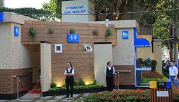 Toilets In Vietnam
