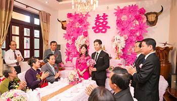Vietnamese Custom Of Wedding Ceremony