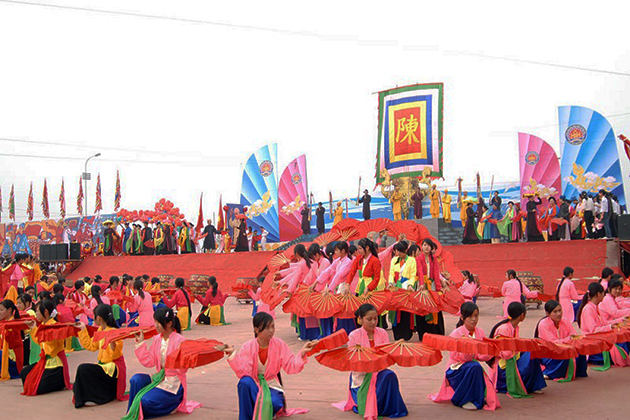 Vietnamese Traditional Culture in Countryside