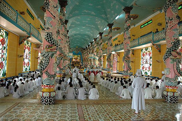 Caodaism in Vietnam | All about Vietnamese Caodaism