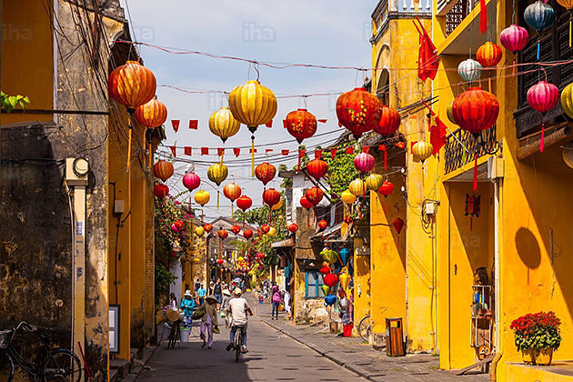 hoi an ancient town in vietnam