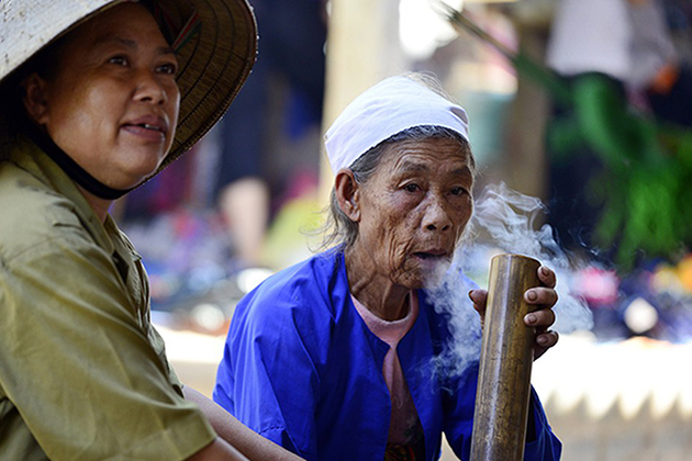 how to get high by vietnamese tobacco
