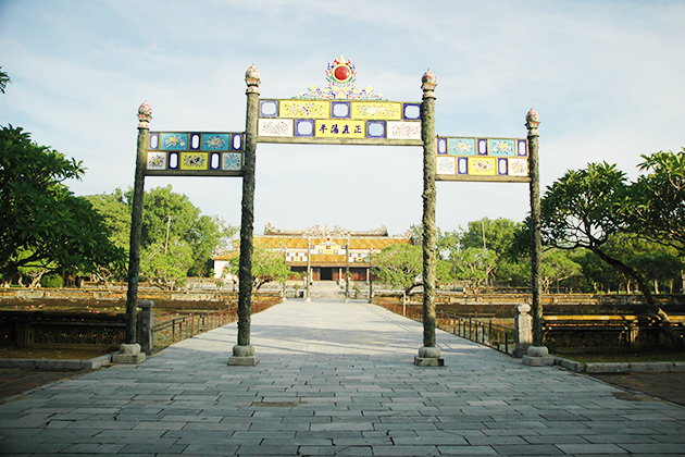 hue imperial citadel vietnam tourist attractions