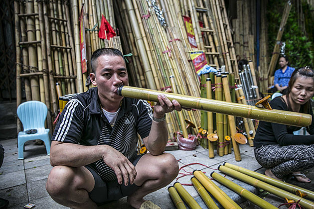 thuoc lao vietnamese tobacco