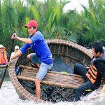 Hoi An Basket Boat in Central Vietnam Tour