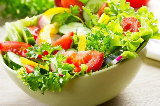 Vietnamese vegetable and herbs