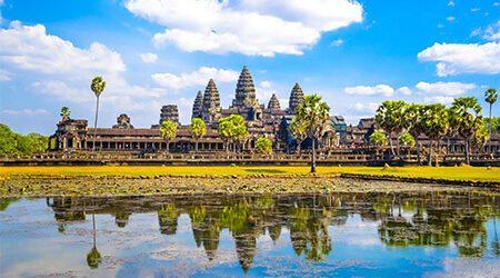 Angkor Wat Cambodia Tour vietnam and cambodia tour operator