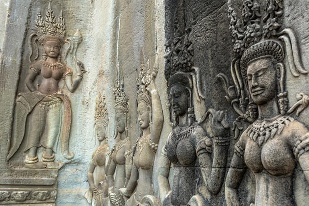 Angkor Wat Siem Reap 16 Day Indochina Tour