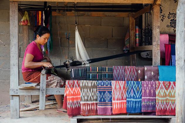 Ban Phanom Laos Vietnam Cambodia Tour