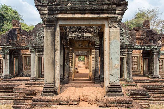 Banteay Samre Siem Reap Cambodia Tour
