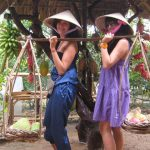 Family village tour in Vinh Long