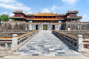 visit Forbidden Purple City in Hue vietnam tour operator