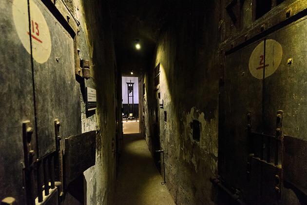 Hoa Lo Prison Hanoi Indochina Tour