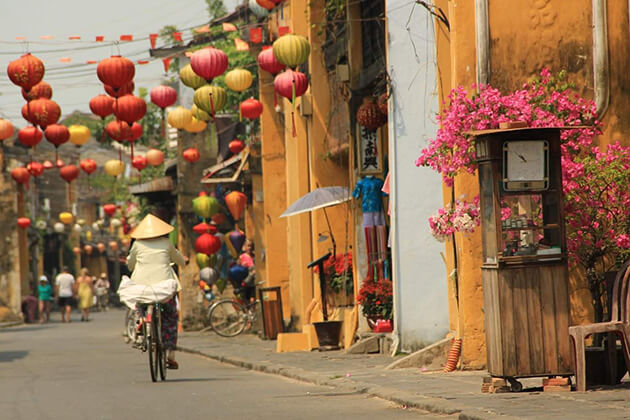 Hoi An Ancient Town Indochina Tour