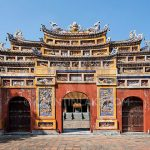 Hue Citadel City