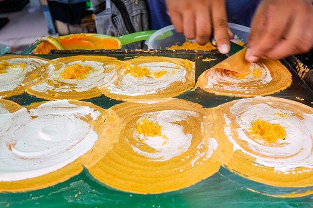 Russia Market in Cambodia Vietnam Laos Tour