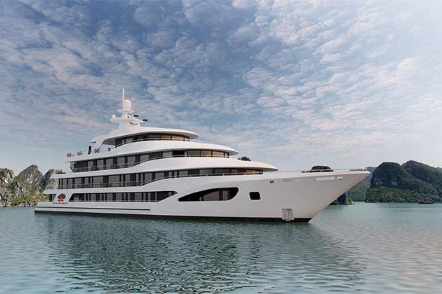 Scarlet Pearl Cruises on Halong Bay Vietnam Tour