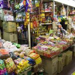 ben thanh night market saigon
