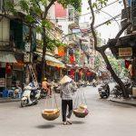 hanoi old quarter vietnam summer tour