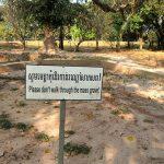 killing fields phnom penh cambodia