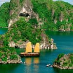 the magic halong bay