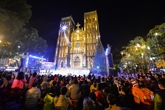 Best Things to Do & See in Hanoi at Christmas 2018