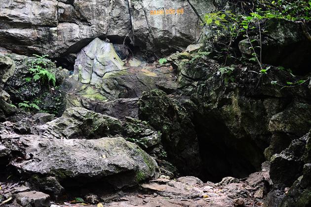 pac bo cave cao bang vietnam