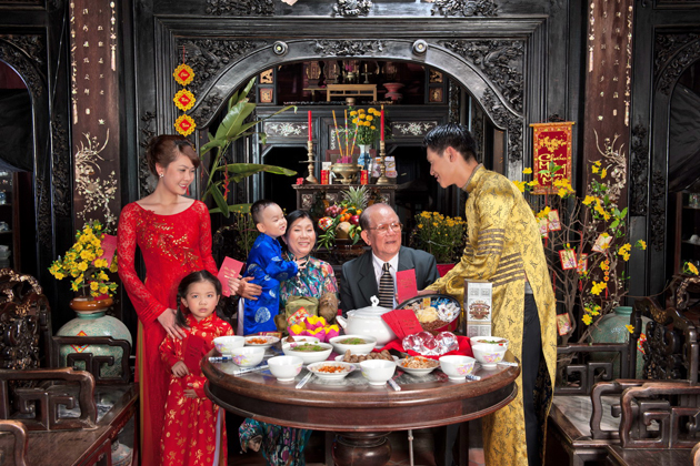 tet holiday vietnamese lunar new year vietnam tour