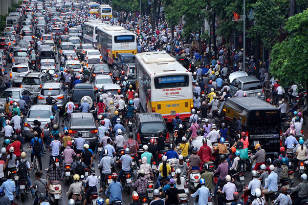 The Reality of Vietnam Transportation