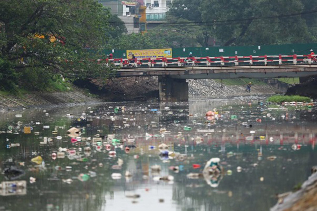 The Reality of Environmental Pollution in Vietnam