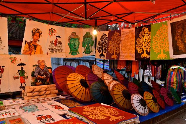 Laotian Handicrafts laos souvenirs