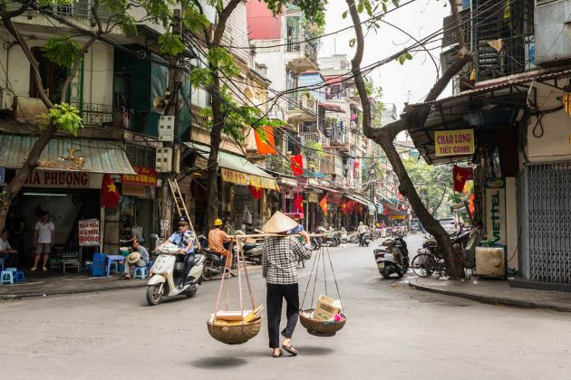 street vendor in hanoi best tour companies for vietnam and cambodia