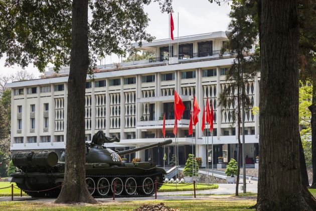 the independence palace best trips to vietnam and cambodia
