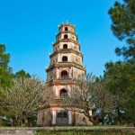 thien mu pagoda in hue vietnam and cambodia travel packages