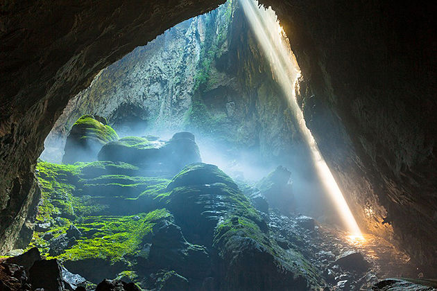 An Insider's Share of Son Doong Cave, Quang Binh