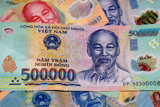 The Vietnam Money Currency Converter Rate