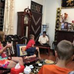 Dinner with a host family in Hue