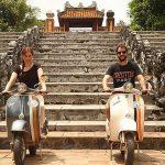 Hue City Tour By Vespa 1 Day