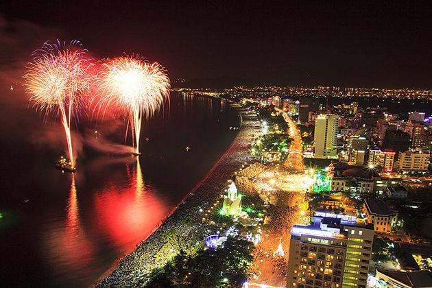 Nha Trang Sea Festival vietnam tour operator