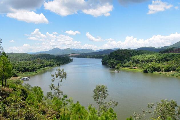 Perfume River Hue City Tour By Vespa