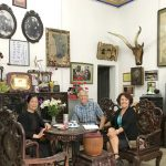 Visit a Hue Family By Vespa