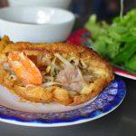 banh khoai hue food tour