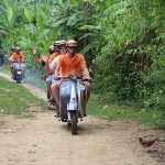 hue rural discovery tour by vespa