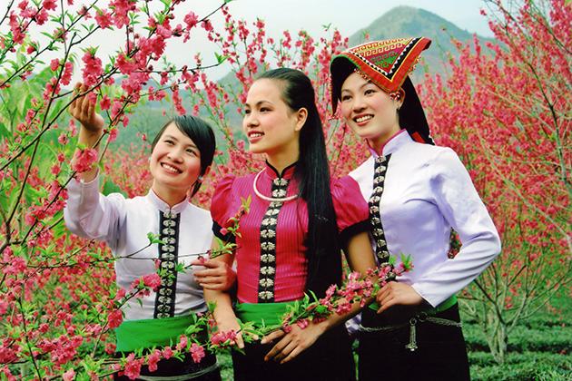 Thai Ethnic Group Vietnamese People Vietnam Tour Company